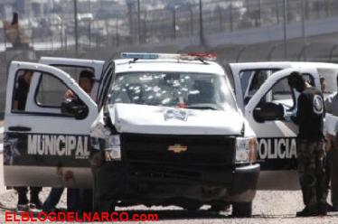 En 4 días Sicarios han atacado seis veces a policías en Ciudad Juárez