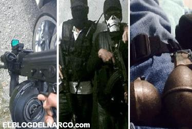 Grupos del crimen organizado muestran su poderío en redes sociales (VÍDEO)