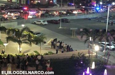 Intento de levanton desata balacera en centro comercial de Tampico (VÍDEOS)