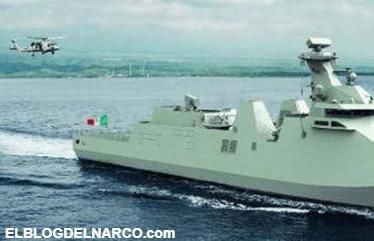 La Marina de México confirma la compra de misiles teledirigidos, torpedos, sistemas de armas automáticos y radares de última generación por 130 millones de dólares