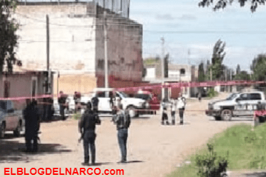 Lo ejecutan afuera de una vivienda en Cuauhtémoc