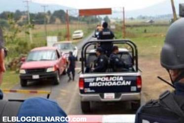Los policías que levantaban militares para entregarlos al CJNG