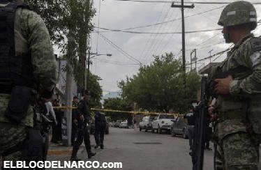 Por narcoviolencia, acuerdan mayor presencia militar en Nuevo León