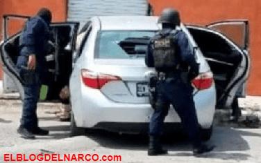 Víctima Inocente herida y tres sicarios muertos en Balacera Fronteriza