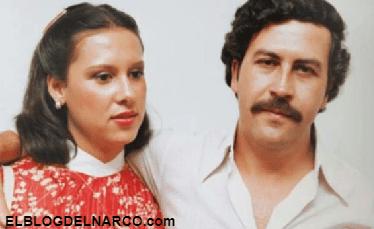 La esposa de Pablo Escobar reveló cuánto dinero recaudaron los enemigos para ejecutarlo...