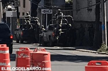 """Montan operativo para resguardar cuerpo de Héctor Manuel Beltrán Leyva """"El H"""" en FGJ (Fotografías)"""