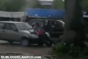 Vídeo donde se ve cuando pistoleros ejecutan a cinco en la tumba de los Beltrán Leyva