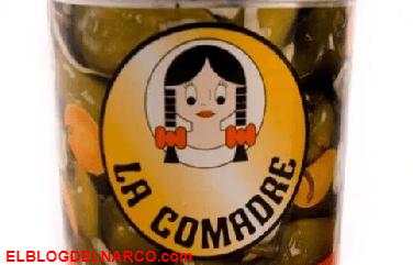 """""""El Chapo"""", las latas de chiles mexicanos La Comadre y millones de dólares en cocaína"""