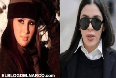 Alejandrina Guzmán y Emma Coronel, comienzan a pelear por la marca de El Chapo