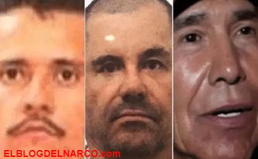 """Caro Quintero y """"El Mencho"""" superaron la recompensa por """"El Chapo"""""""