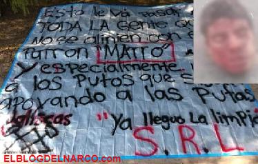 Cartel de Santa Rosa de Lima de El Marro deja decapitado a miembro del CJNG en autopista Salamanca-Morelia