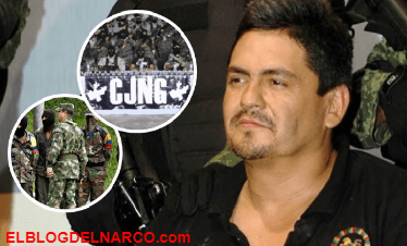 El Lobo, el testimonio de la relación entre Los Cuinis, las FARC y el CJNG