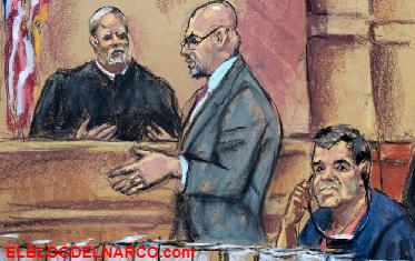 Ex piloto de El Chapo reveló en la Corte detalles de los traslados de droga entre México y Colombia