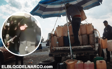 CJNG advierte en grabación limpia de huachicoleros en el Triángulo Rojo (VÍDEO)