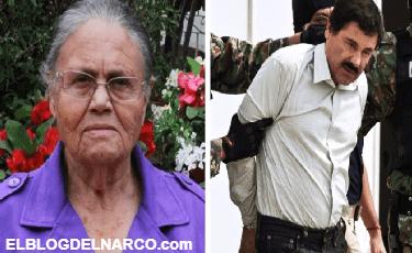 Consuelo Loera, la terrible situación que atraviesa la madre de El Chapo