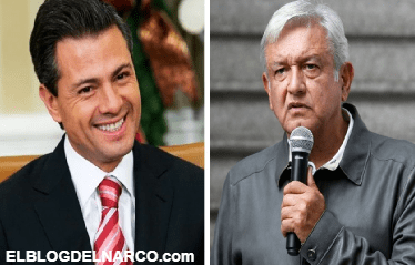 Difunden lista de nombres que Peña Nieto dejó a AMLO en tema de narcotráfico