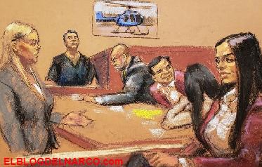 El Dámaso habló en el Juicio contra el Chapo del Guacho, El Güero Bastidas y Rodolfo Carrillo