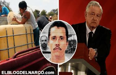 El Mencho y El Marro, la supuesta alianza contra el plan antihuachicol de AMLO