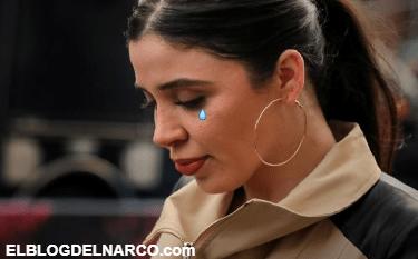 Emma Coronel expresa su sentir tras conocer las infidelidades de El Chapo