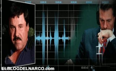 En Tráileres el Chapo Guzmán mando 1,000 millones de dolares a Peña Nieto para su campaña y durante su gobierno