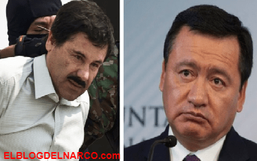 Exhiben ridículo de Osorio Chong por sus declaraciones sobre El Chapo