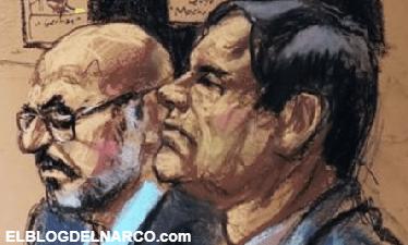 Juicio de El Chapo, el hermetismo que salvará a políticos ligados al narco