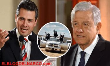 La herencia de Peña Nieto, los cárteles que amenazan proceso de paz de AMLO