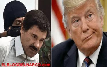 """La vergonzosa enseñanza para Trump en el juicio de """"El Chapo"""""""