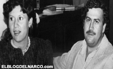 La viuda del narco Pablo Escobar asegura que se suicidó para proteger a su familia
