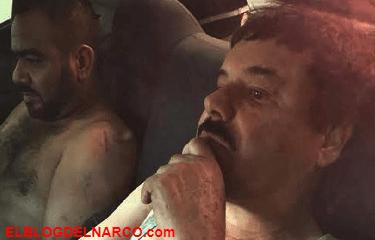 Las conversaciones del Cholo Iván y El Chapo Guzmán