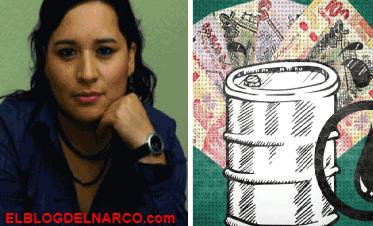Narcohuachicol I, Ana Lilia Pérez, periodista que desnuda vínculo Pemex-cárteles