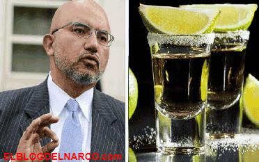 Abogado de El Chapo compra pistola de tequila para celebrar resolución de juicio