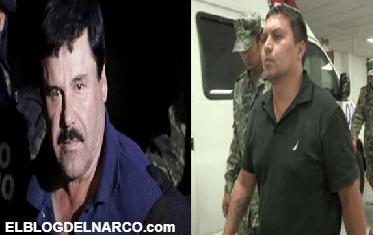 Desde su celda El Chapo cantaba el corrido de su compadre El Mayo, el Z-40 también lo canto...