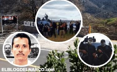 Filtran grabación del Cártel Santa Rosa de Lima para el CJNG de El Mencho (VÍDEO)