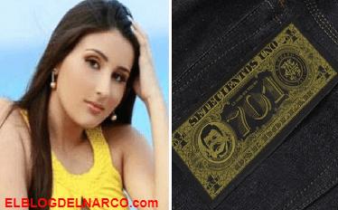 La línea de ropa y accesorios de El Chapo Guzmán que lanzará su hija...