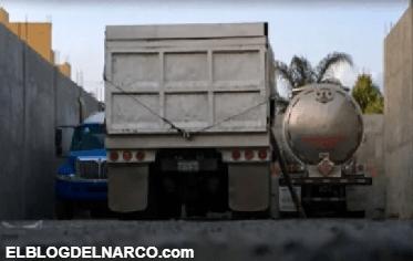 Así es la excéntrica propiedad de El Marro del Cártel de Santa Rosa de Lima (VÍDEO)