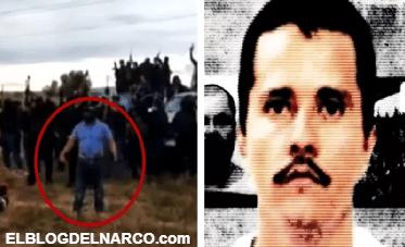 CJNG señala a El Marro como culpable de la masacre ocurrida en Salamanca