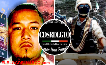 El Cártel Santa Rosa de Lima manda mensaje a traidores de El Marro