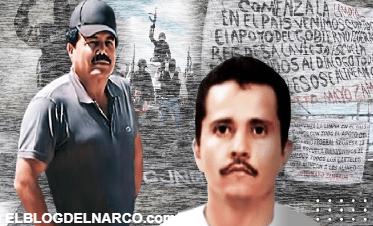 Nemesio Oseguera El Mencho y El Mayo Zambada la alianza para la pacificación del país