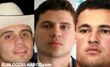 ¿A que se dedican los hijos del Chapo tras la sentencia de su padre