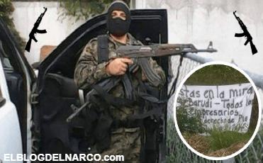 Amenaza a delincuentes 'comunes', la guerra de narcomantas al sureste de México