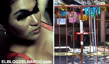 Conoce la otra tragedia de La Beky, mujer trans ejecutada en Minatitlán (IMÁGENES)