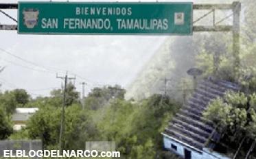 Desempolvan el caso de la masacres de San Fernando en Tamaulipas