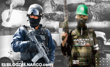 Difunden fotos de Escorpiones del Cártel del Golfo abatidos por Policía Federal