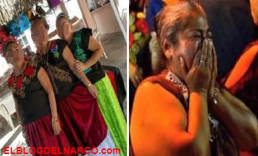 Difunden las imágenes de la fiesta en Minatitlán pocas horas antes de la tragedia