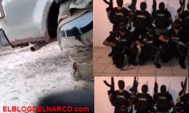 Difunden momento de enfrentamiento entre CJNG y militares en México (VÍDEO)
