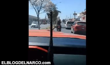 Disparan con AK-47 durante cortejo fúnebre en México (Vídeo)