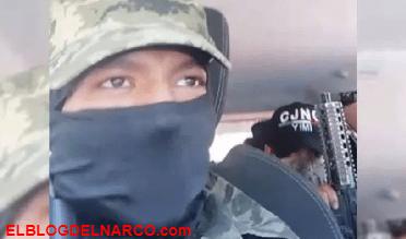 El Cártel Jalisco Nueva Generación ya controla el narcotráfico en la Ciudad de México, revelan...
