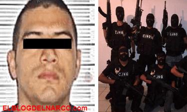 El Duke, exmando policial que habría abierto las puertas de la CDMX a El Mencho