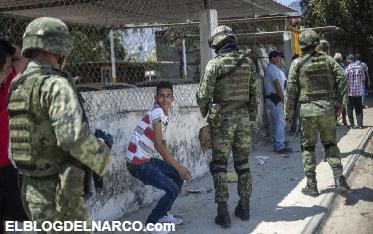 El narco no es culpable de todas las muertes en balaceras en México y el Ejército